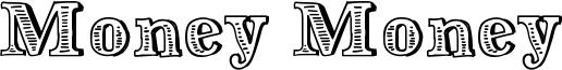 Money Money Font