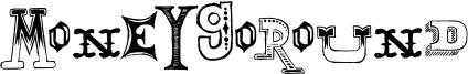 MoneyGoRound Font
