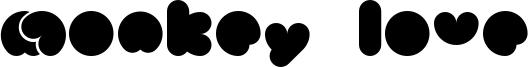 Monkey Love Font