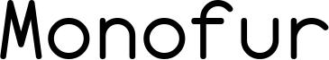 Monofur Font