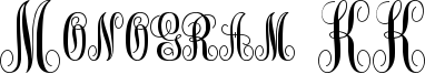 Monogram KK Font