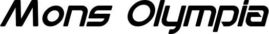 Mons Olympia Italic.otf