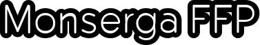 Monserga FFP Font