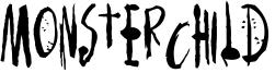 Monsterchild Font