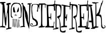 Monsterfreak Font