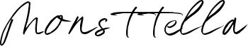 Monsttella Font