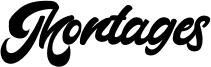 Montages Font
