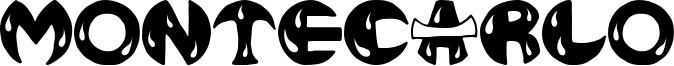 Montecarlo Font