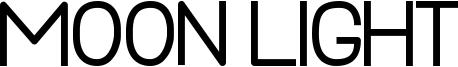 Moon Light Font
