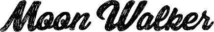Moon Walker Font