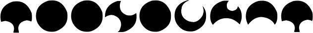 Moonogram Font