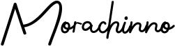 Morachinno Font
