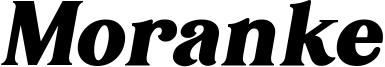 Moranke Font