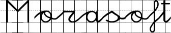 Morasoft Font