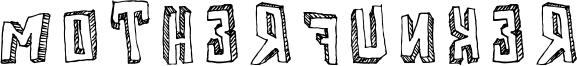 Motherfunker Font