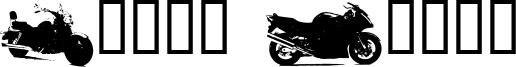 Motor Bikez Font