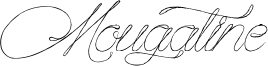 Mougatine Font