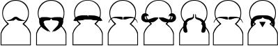 Movember Font