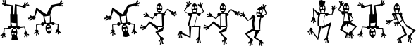 Mr Robot Funk Font