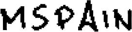 MsPain Font