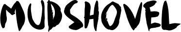 Mudshovel Font