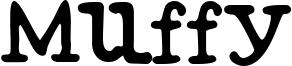Muffy Font