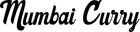 Mumbai Curry Font