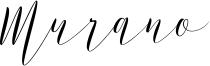 Murano Font