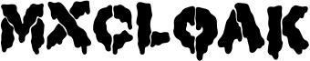 Mxcloak Font