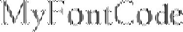 MyFontCode Font