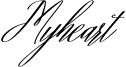 Myheart Font