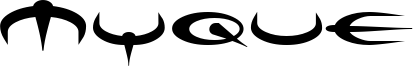 Myque Font