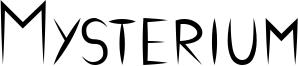 Mysterium Font