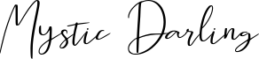 Mystic Darling Font