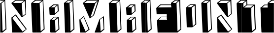 Namafont Font