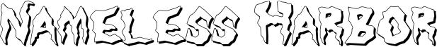 Nameless Harbor Font