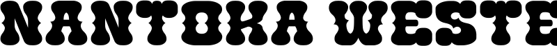 Nantoka Western Font