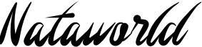 Nataworld Font