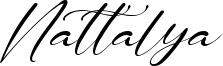 Nattalya Font