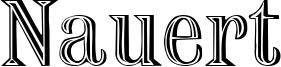 Nauert Font