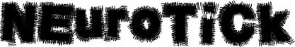 NeuroTick Font