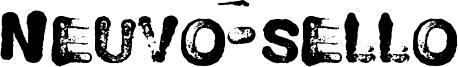 Neuvo-Sello Font