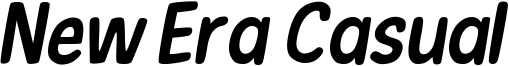 New Era Casual Italic.ttf