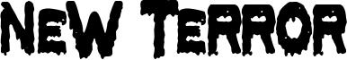 New Terror Font