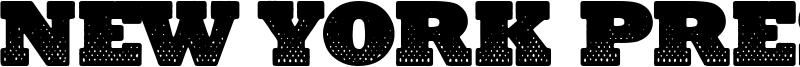 New York Press Font
