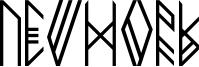Newhork Font