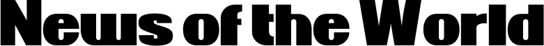 News of the World Font