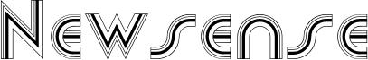 Newsense Font
