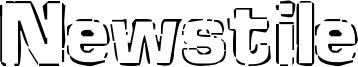 Newstile Font