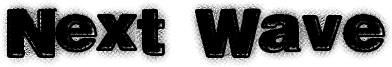 Next Wave Font